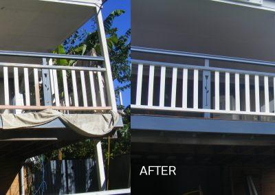 Delux Painting Exterior Before and After Gallery 01 (Rochedale, Springwood, DaisyHill, Shailer Park)