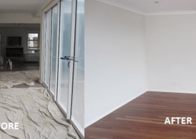 Delux Painting Interior Before and After Gallery 01 (Rochedale, Springwood, DaisyHill, Shailer Park)