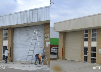Delux Painting Commercial Gallery 04 (Rochedale, Springwood, DaisyHill, Shailer Park)