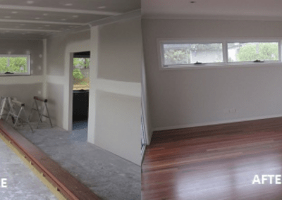 Delux Painting Interior Before and After Gallery 02 (Rochedale, Springwood, DaisyHill, Shailer Park)